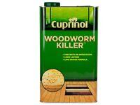 Cuprinol Woodwarm killer