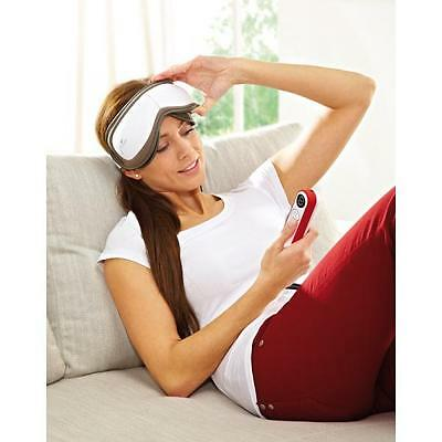 Casada Eye Loop Massager Face Relax Electric Shiatsu Fatigue Pain Head Tension