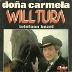 Single vinyl / 7 inch - Will Tura - Doña Carmela / Telefo..