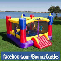 From $100 all-day Bounce Castle / Bouncy House rental