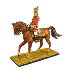 NAP097 British Guard Grenadier Mounted Colonel by First Legion