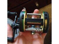 Ambassadeur fishing reel