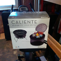Miller Genuine Draft  portable BBQ and Coller