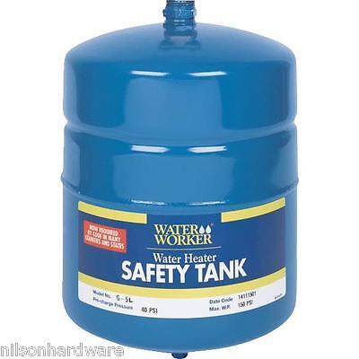 2 Gallon Hot Pee Quicken Heater Boiler System Pressing Thermal Spread Tank G5L