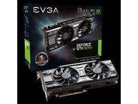 EVGA NVIDIA GeForce GTX 1070 Ti 8GB SC ACX 3.0 Black GAMING Graphics Card