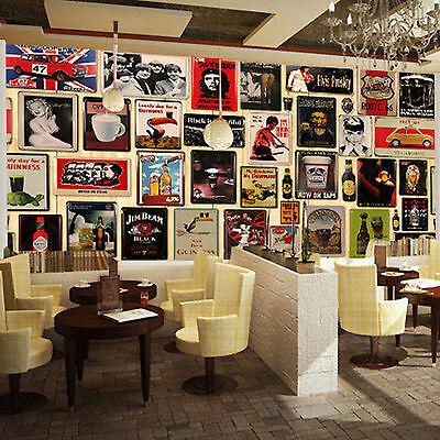 20x30 cm Vintage Metal Tin Sign Poster Plaque Bar Pub Club Wall Home Decor (Metal Plaque)