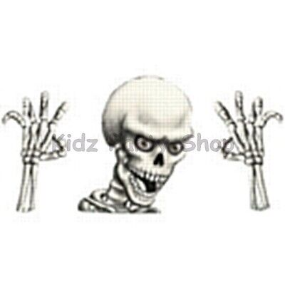 Halloween Party - 30cm Cemetery Terror Lawn Signs - Free Postage in UK](Halloween Balloons Uk)