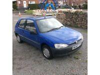 Peugeot 106 ** 12 months MOT ** 62000 miles