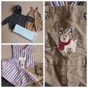 BABY BOYS CLOTHES BUNDLE - SIZE 000