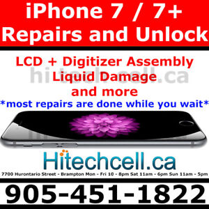 iphone and samsung cell phone repair done while you wait