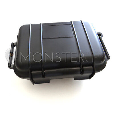 Large Magnetic Stash Box for Under Car Hidden GPS Tracker Geocaching Container