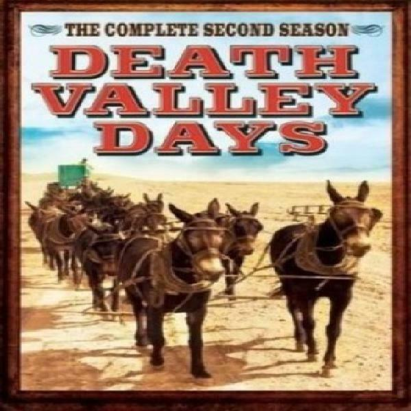 Death Valley Days The Complete Second Season Dvd  - $20.20