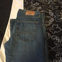 Boys hollister jeans brand new