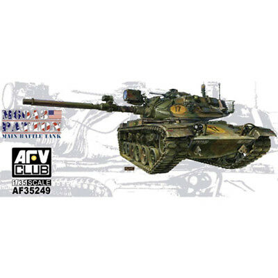 AFV CLUB #35249 1/35 M60A3 Patton Tank   for sale  Shipping to United States