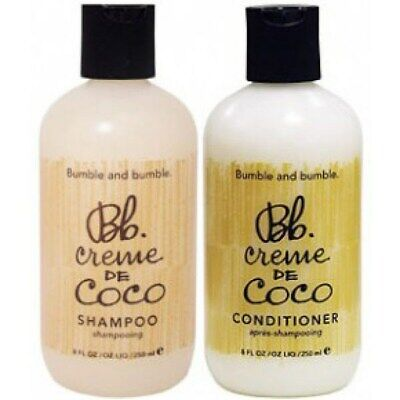 Bumble and Bumble Creme De Coco Shampoo and Conditioner 8 oz Duo