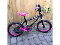 Kids Tinkerbell Bike