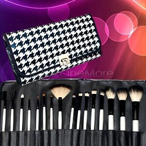 GTI - 16 Makeup Brush Set Powder Eye Shadow Liner Blending Crease Concealer US