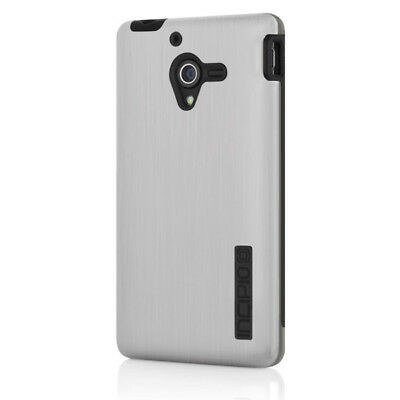 Incipio SE-190 DualPro Shine Aluminum Finish for Xperia ZL Rigid Protection segunda mano  Embacar hacia Argentina