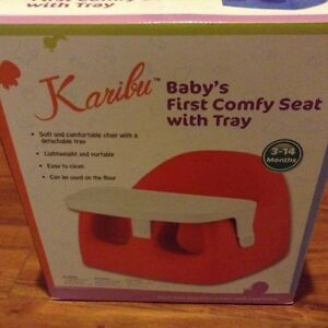 Baby bath , comfy chair,toilet seat Windsor Region Ontario image 4
