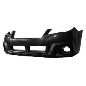 Hundreds of New Painted Subaru Outback Front Bumpers