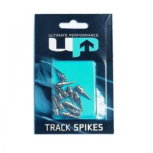 UP Ultimate Performance Replacement Track Spikes 12mm -Set of 12 - New
