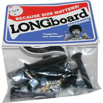 """Shortys Skateboards Phillips Head Longboard Skateboard Hardware Set - 1 1/4"""""""