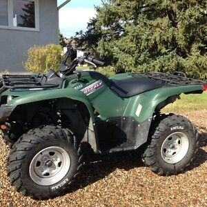 Yamaha Grizzly 700 ATV