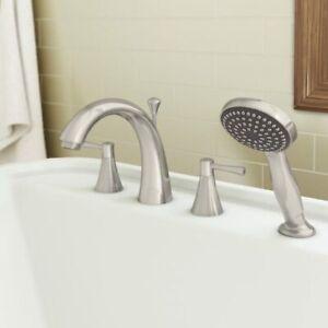 Brand New Belanger Roman Bath Tub Taps