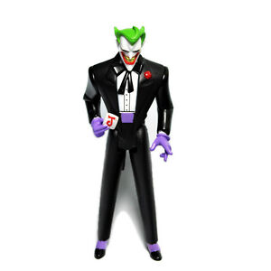 HOT DC Universe JLU Justice League Unlimited Batman The Joker 12cm Loose Figure