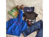 Bundle boys clothes approx 3-4