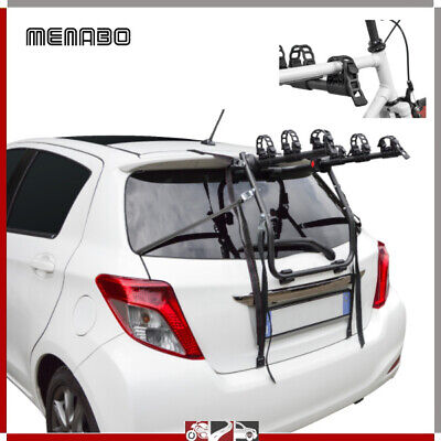 Portabicicletas Trasero Coche 3 Bicicleta Para Ibiza Sportcoupè 3P 08-12 Puerto