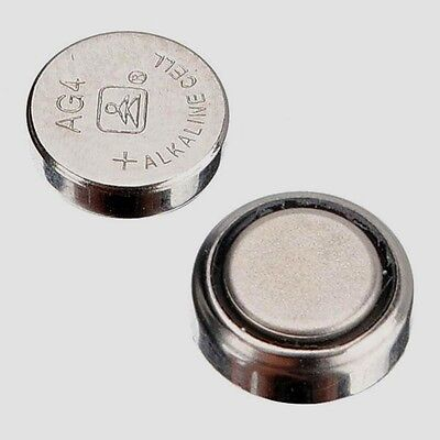 6x 1,55Volt Knopfzellen Uhren Uhr batterie AG4 377A LR626 LR66 Alkaline 12>2020