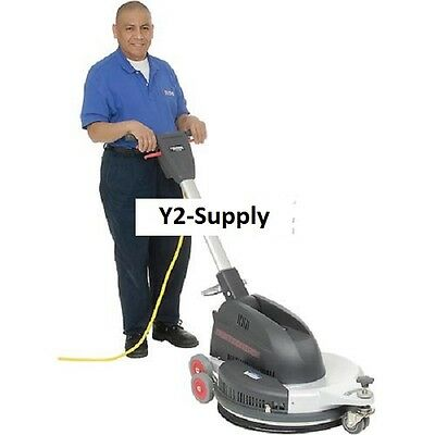 New Floor Burnisher 1.5 Hp 2000 Rpm 20 Deck Size Wdust Control