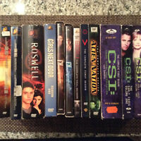 BARGAIN PRICES! Assorted T.V Series DVDs For SALE! $5 each!!!