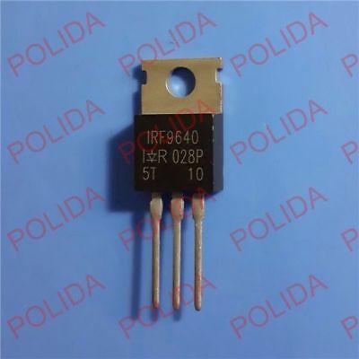 10pcs Mosfet Transistor Irvishay To-220 Irf9640 Irf9640pbf