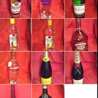 INSTA-BOTTLE GTA, NEED LIQOUR? STORES CLOSED, WE DELIVER