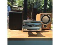 Denon DM-35DAB micro hi-fi system