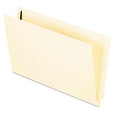 Pendaflex End Tab Heavyweight Fastener Folders Legal Full Tab Manila 50box