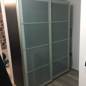 Selling ikea Pax wardrobe in excellent condition