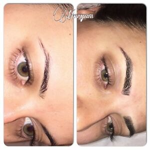 Look amazing by permanent makeup $279 special of October  Cambridge Kitchener Area image 1