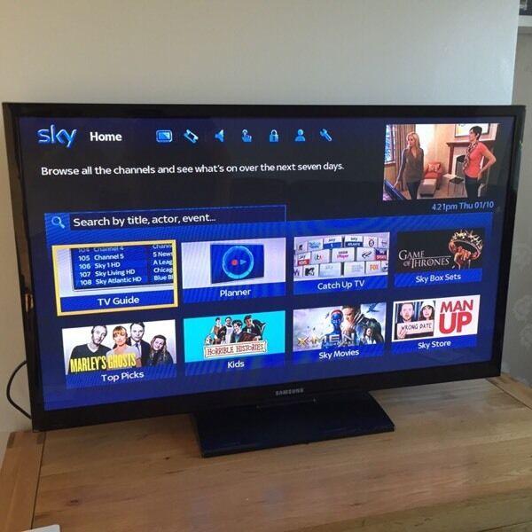 samsung 53inch plasma tv in sheffield south yorkshire gumtree
