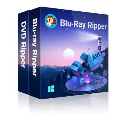 DVDFab Ripper Suite WIN (DVD + Blu-ray Ripper) 2 Jahre Lizenz  Download