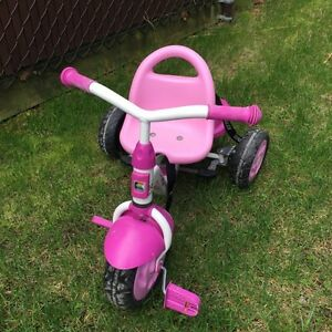 Tricycle for little baby girl 1-4 years old