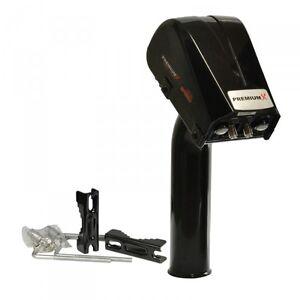 PremiumX DiSEqC Motor 1.2 1.3 PXM-P bis 120cm Sat Schüssel Antennen HD 3D FullHD
