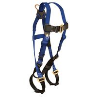 FallTech 7593A FT Basic Harness with Roofer's Kit, Universal Fit