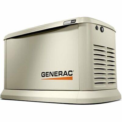 Generac Guardianreg 22kw Aluminum Home Standby Generator W Wi-fi