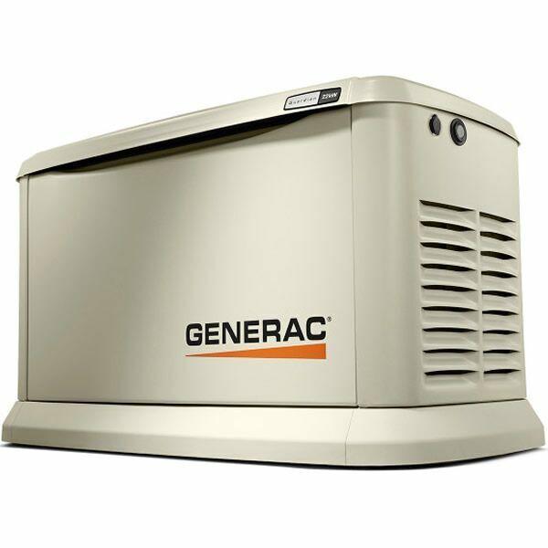 Generac Guardian™ 22kW Aluminum Home Standby Generator w/ Wi-Fi