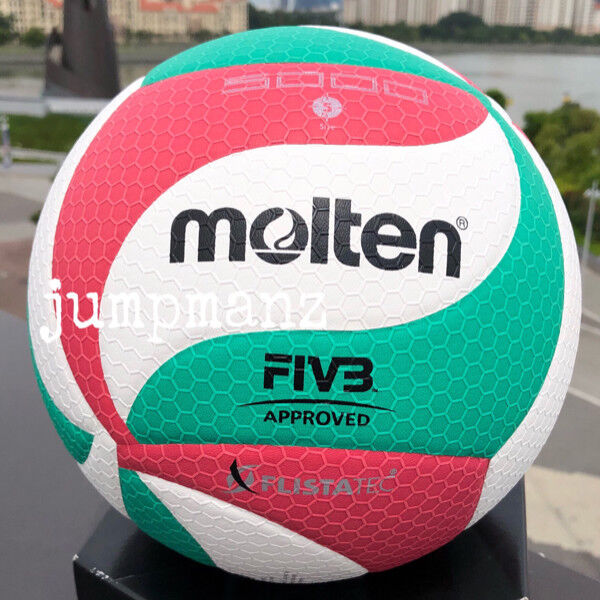 Molten V5M 5000-SEAG Volleyball (Limited Edition & Brand New)