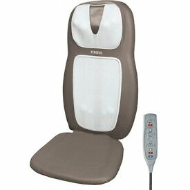 HOMEDICS SBM 500 HA Back and shoulder massager..mint condition with heat option.