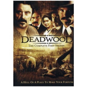 Deadwood - Seasons 1 and 2 - DVD - both for $20